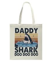 Daddy Shark Tote Bag thumbnail