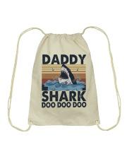 Daddy Shark Drawstring Bag thumbnail