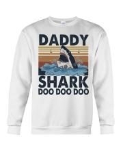 Daddy Shark Crewneck Sweatshirt thumbnail