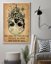 And Into The Forest I Go 11x17 Poster lifestyle-poster-1