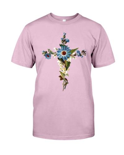 Cross Faith Flower