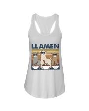LLamen Ladies Flowy Tank thumbnail