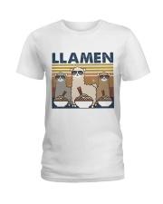 LLamen Ladies T-Shirt thumbnail