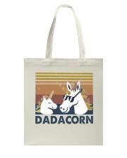 Dadacorn Tote Bag thumbnail