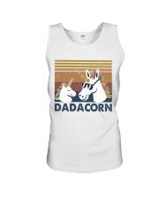 Dadacorn Unisex Tank thumbnail