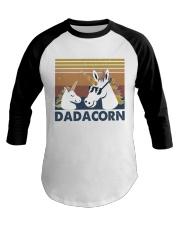 Dadacorn Baseball Tee thumbnail