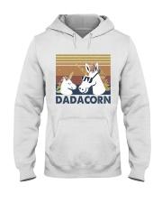 Dadacorn Hooded Sweatshirt front