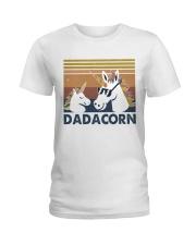 Dadacorn Ladies T-Shirt thumbnail