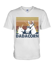 Dadacorn V-Neck T-Shirt thumbnail