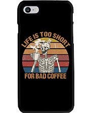 Life Is Too Short Phone Case thumbnail