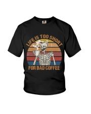 Life Is Too Short Youth T-Shirt thumbnail