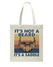 Its Not A Beard Tote Bag thumbnail