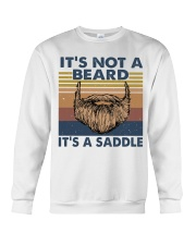 Its Not A Beard Crewneck Sweatshirt thumbnail