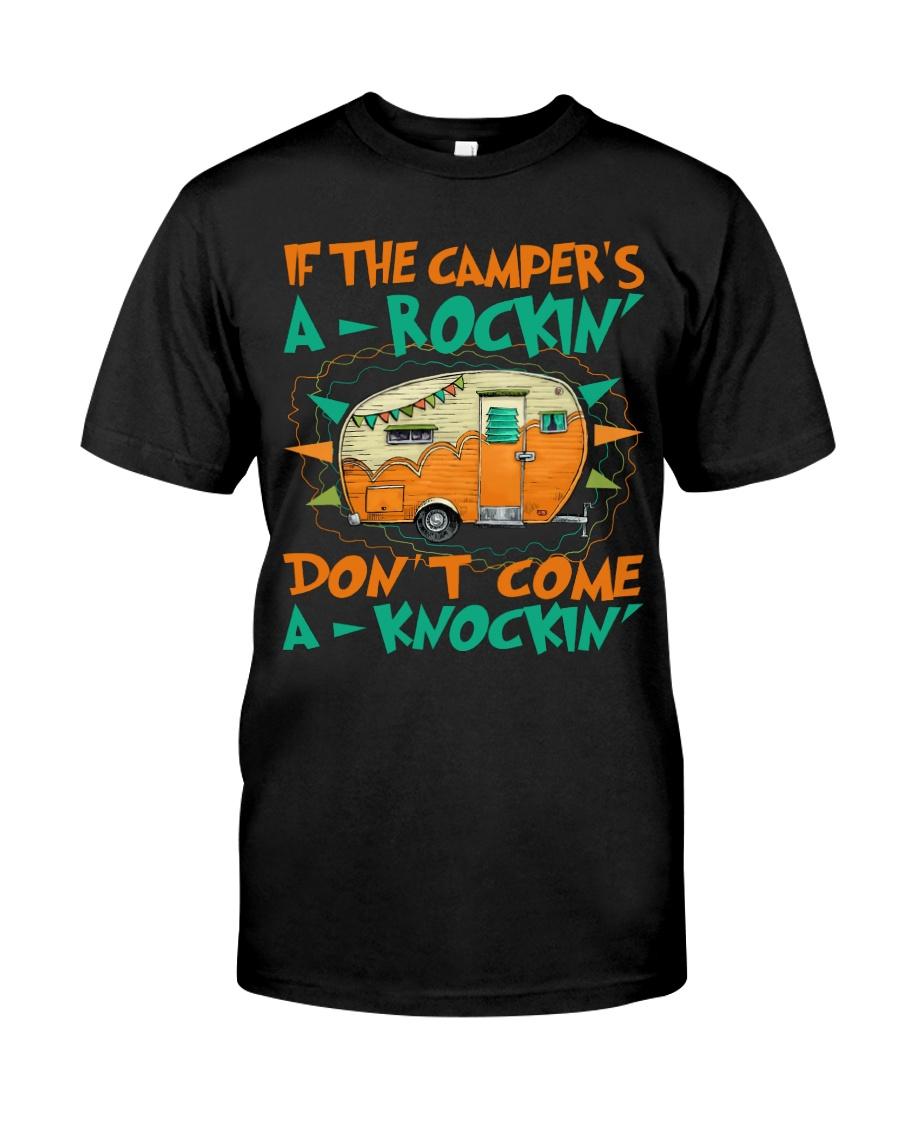 If The Camper s A Rockin Classic T-Shirt