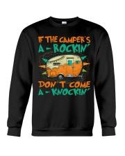 If The Camper s A Rockin Crewneck Sweatshirt thumbnail