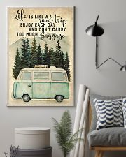 Life Is Like A Road 11x17 Poster lifestyle-poster-1