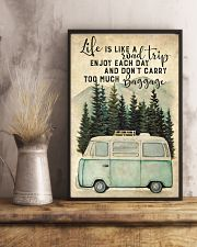 Life Is Like A Road 11x17 Poster lifestyle-poster-3