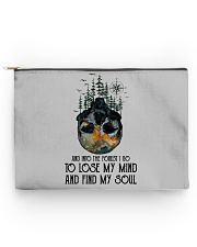 Life Is Like A Road Accessory Pouch - Large thumbnail