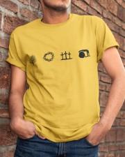 Faith Classic T-Shirt apparel-classic-tshirt-lifestyle-26