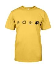 Faith Classic T-Shirt front