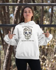 I'm Blunt Hooded Sweatshirt apparel-hooded-sweatshirt-lifestyle-05