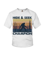 Hide And Seek Youth T-Shirt thumbnail