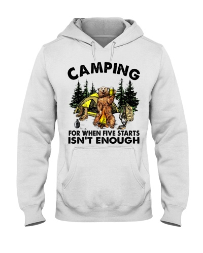 Camping For When Five Stars