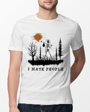 I Hate People Classic T-Shirt lifestyle-mens-crewneck-front-13