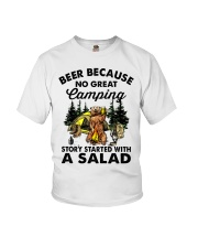 Beer Because No Great Youth T-Shirt thumbnail