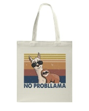 No Problama Tote Bag tile