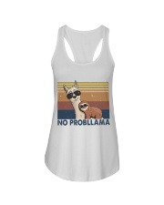 No Problama Ladies Flowy Tank thumbnail