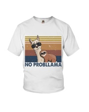 No Problama Youth T-Shirt thumbnail
