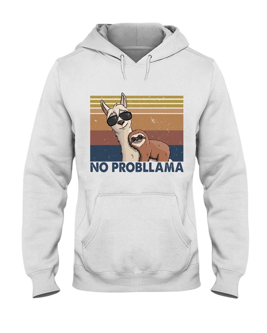 No Problama Hooded Sweatshirt