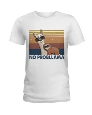 No Problama Ladies T-Shirt thumbnail