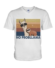 No Problama V-Neck T-Shirt thumbnail