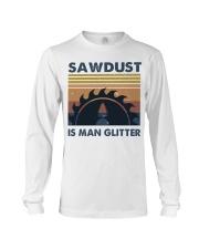Sawdust Is Man Glitte Long Sleeve Tee thumbnail