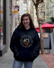 I'm Freaking Crazy Hooded Sweatshirt lifestyle-unisex-hoodie-front-2