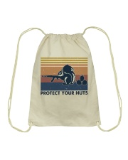 Protect Your Nuts Drawstring Bag thumbnail