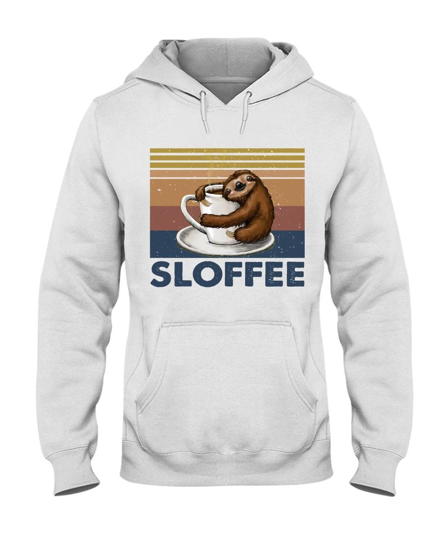 Sloffee Hooded Sweatshirt