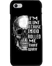 God Rolled Me That Way Phone Case thumbnail