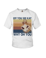 Eff You See Kay Youth T-Shirt tile