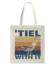 Tiel With It Tote Bag thumbnail