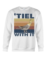 Tiel With It Crewneck Sweatshirt thumbnail