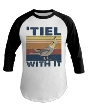 Tiel With It Baseball Tee thumbnail