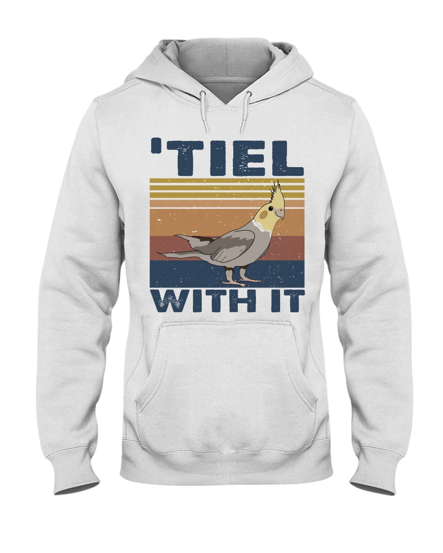 Tiel With It Hooded Sweatshirt
