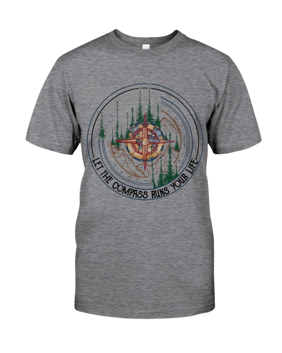 Let The Compass Classic T-Shirt