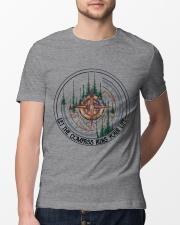 Let The Compass Classic T-Shirt lifestyle-mens-crewneck-front-13