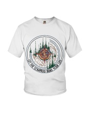 Let The Compass Youth T-Shirt thumbnail
