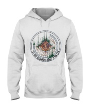 Let The Compass Hooded Sweatshirt thumbnail