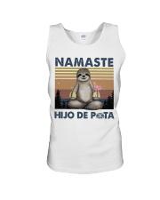 Namaste Hijo De Unisex Tank thumbnail